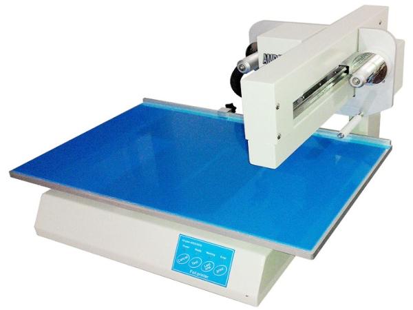 Принтер на тврда корица