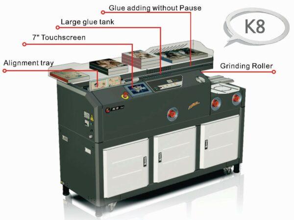 Машини за термолепење-термобиндери