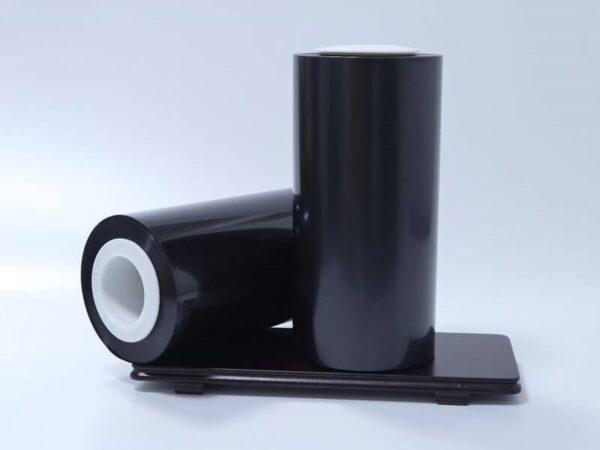 ПЕТ Метализирана Црна фолија на ролни